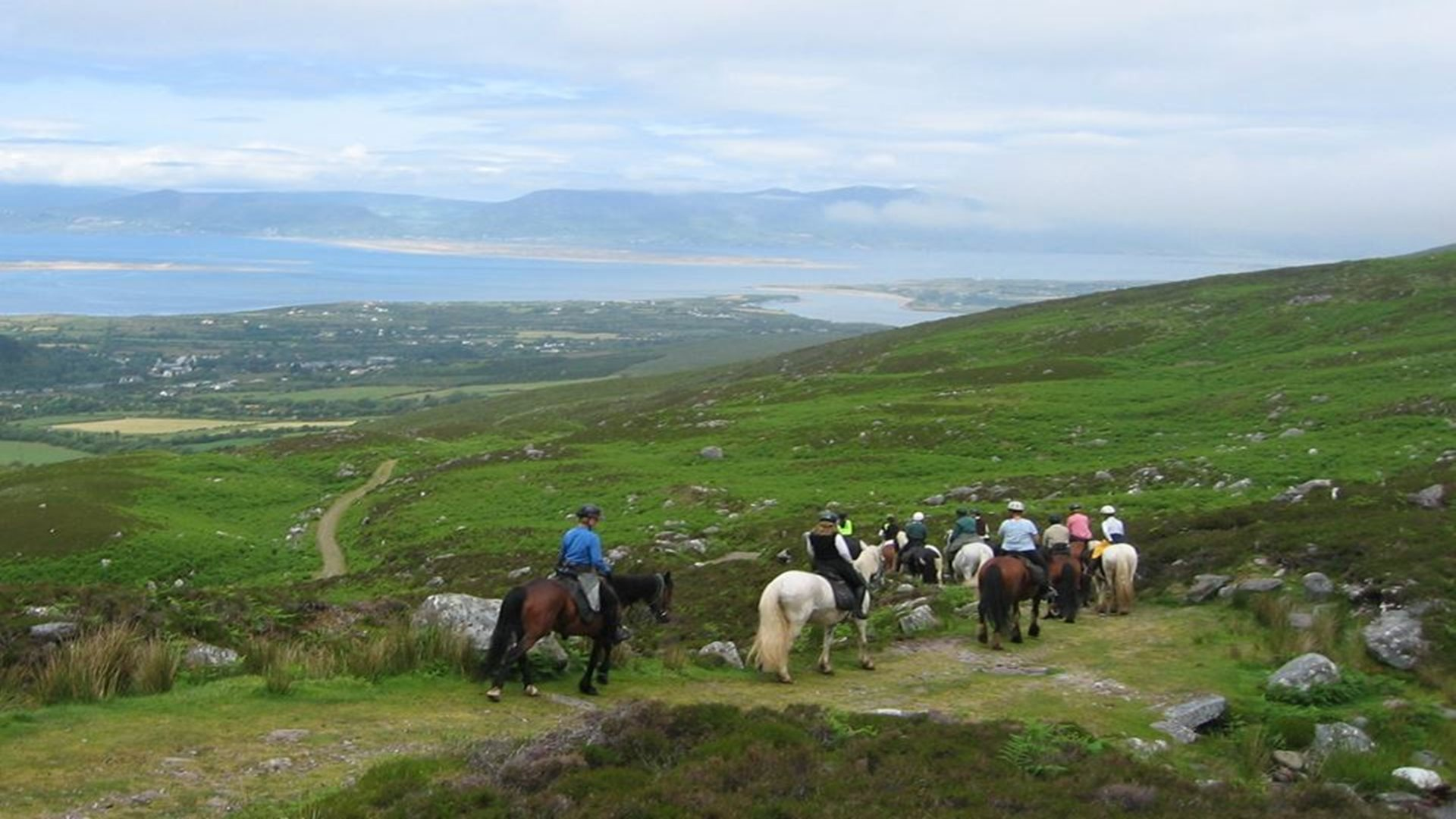 Horse Riding Vacations kerry Ireland
